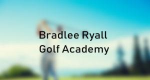 Bradlee Ryall Golf Camp