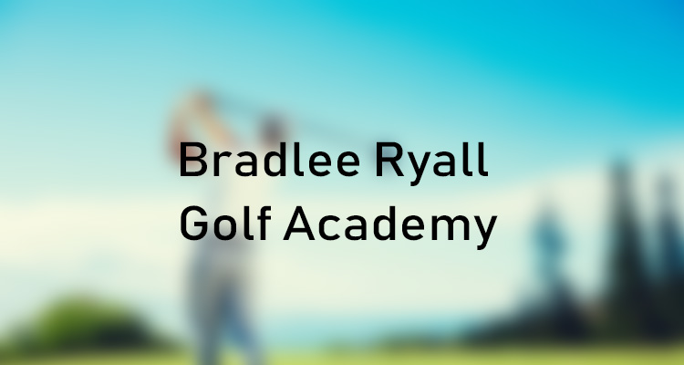 Bradlee Ryall Golf Camp